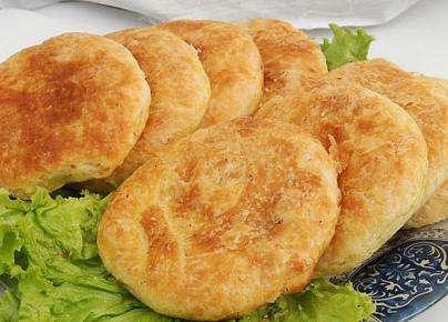 石老磨公婆饼
